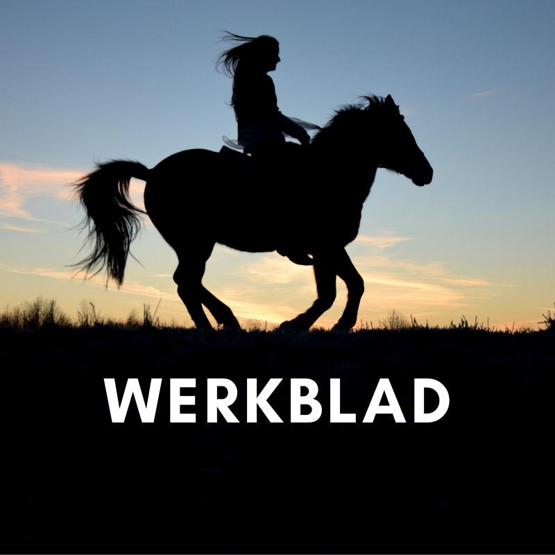 Werkblad
